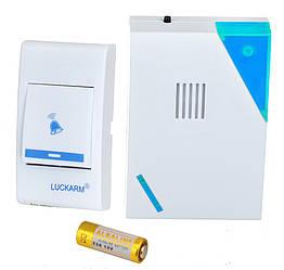 Бездротовий дверний дзвінок Luckarm Intelligent D9688 синій
