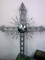 Крест из нержавеющей стали, фото 1
