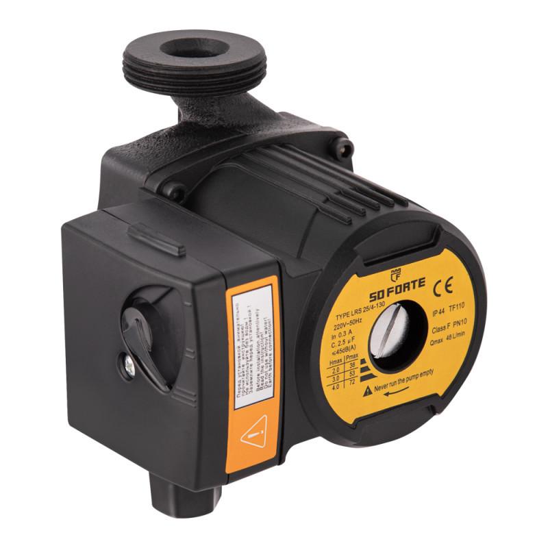 Насос циркуляционный SD Forte LRS 25/4-130T