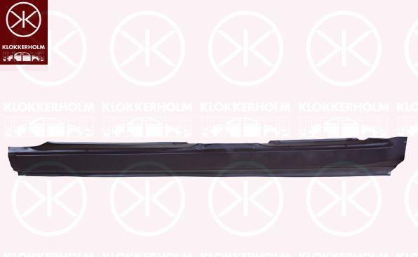 Поріг правий Daewoo Espero '95-99 (Klokkerholm) 4/5 дверей