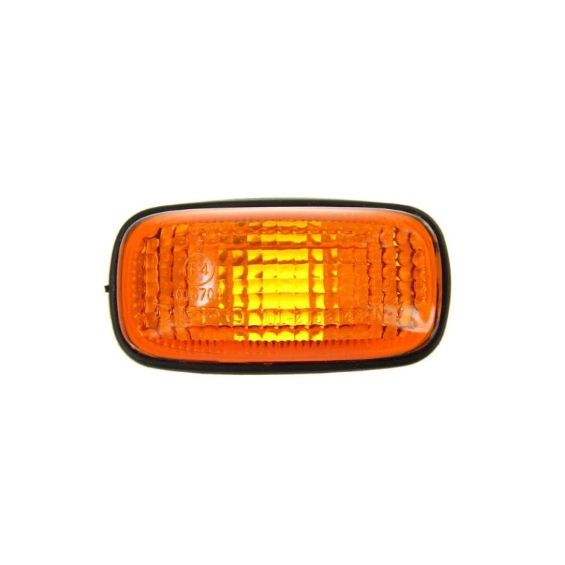 Повторювач повороту Nissan Almera жовтий правий/лівий Depo 261601N000