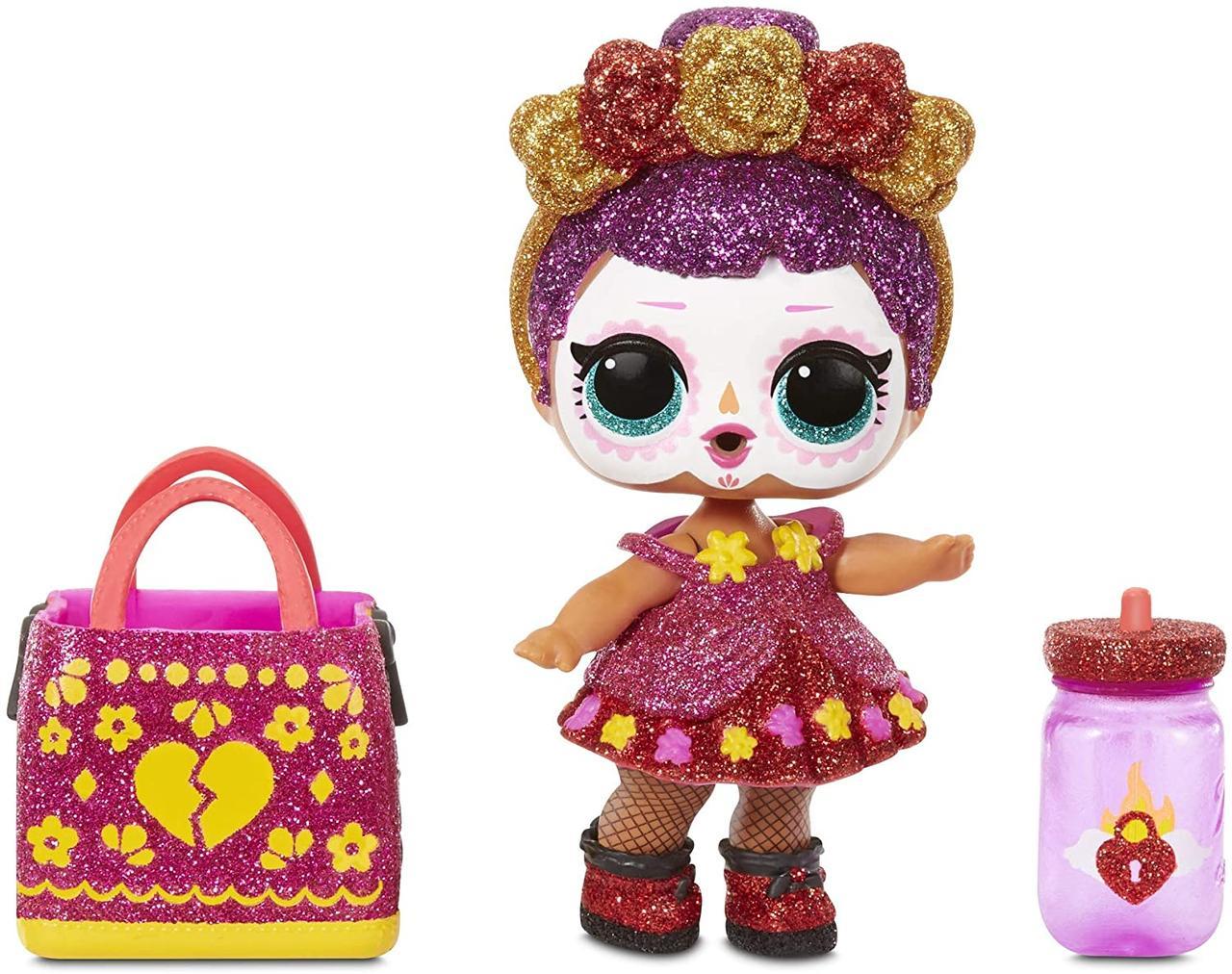 Кукла ЛОЛ Бонита Хеллоуин L.O.L. Surprise! Spooky Sparkle Limited Edition Bebé Bonita with 7 Surprises