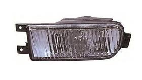 Противотуманная фара Audi 100 '91-94 левая DEPO 4A0941699