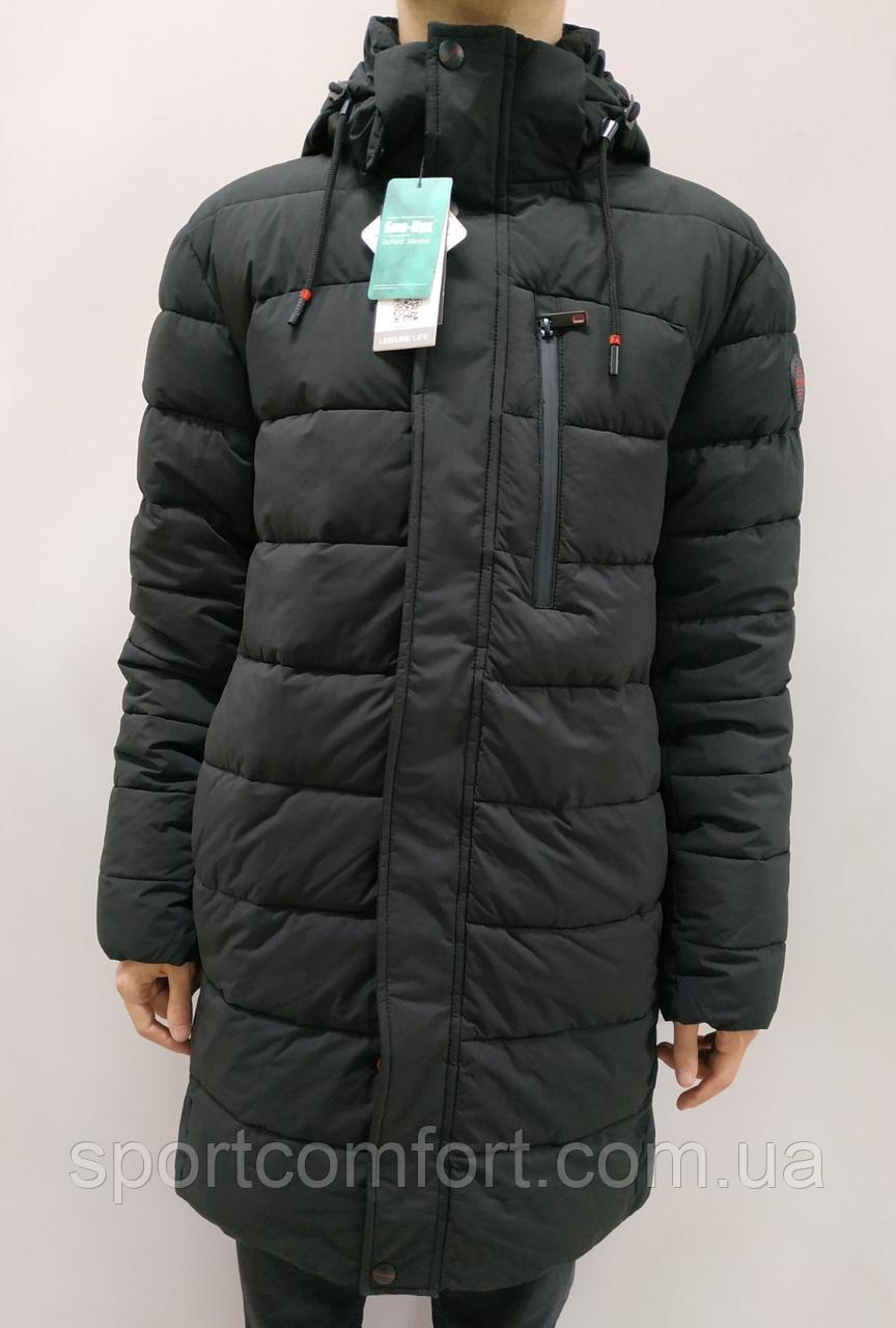 Куртка мужская Snow Bears черная