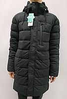 Куртка мужская Snow Bears черная, фото 1