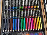 Набір для малювання у валізі MK 2455, фото 5