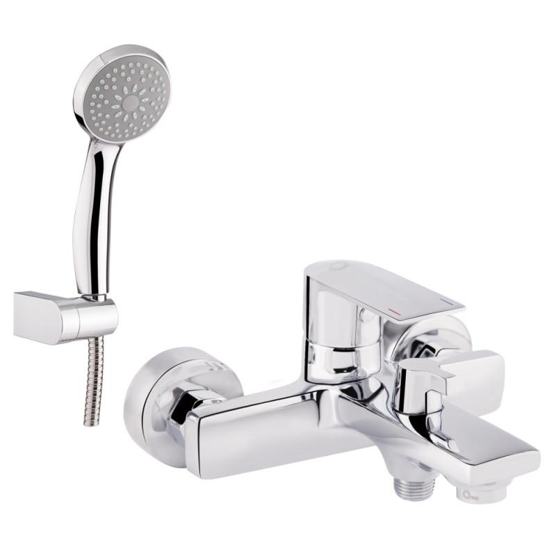 Смеситель для ванны Q-tap Estet CRM 006 New