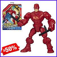Разборная игровая фигурка супергерой Hasbro Сорвиголова Daredevil Marvel Mashers Hasbro детская игрушка