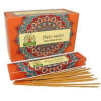 Пыльцевые палочки (благовония) Orkay Пало Санто, 15 грамм