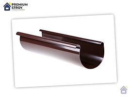 Желоб коричневый 130/100 Profil
