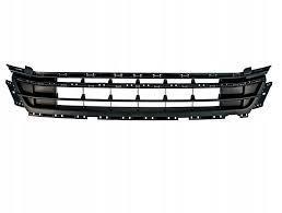 Решетка бампера средняя VW Jetta VI '14-18 (Tempest) 5C6853677Q9B9