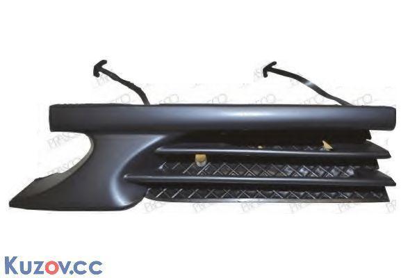 Решітка бампера ліва Mercedes 202 93-01 (Tempest)