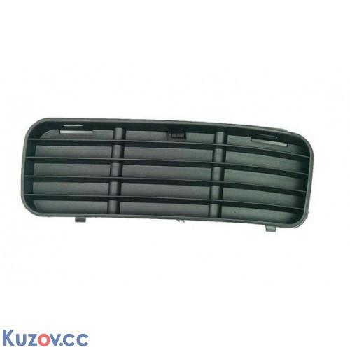 Решетка бампера левая VW Caddy -04 (Tempest)