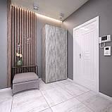 Шкаф распашной 2 двери, платяной с полками, шкаф в прихожую, в спальню S-10, фото 5