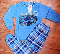 Пижама детская, трикотажная. Вьетнам 134/140 р, фото 1
