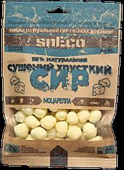 Хрустящий сыр snEсo™ «Моцарелла» (40 грамм)