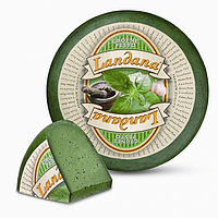 Сир ТМ Ландана з зеленим песто