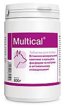 Dolfos Multical Мультикаль витаминно-минеральный комплекс для собак 510 табл.