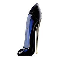 Женские духи Carolina Herrera Good Girl 100ml (Парфюм Каролина Эррера Гуд Герл) Туфелька Духи черная туфелька