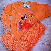 Пижама подростковая, трикотажная для девочки Венгрия. 152 р, фото 1