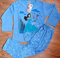 Пижама подростковая, трикотажная для девочки Венгрия. 158 р, фото 1