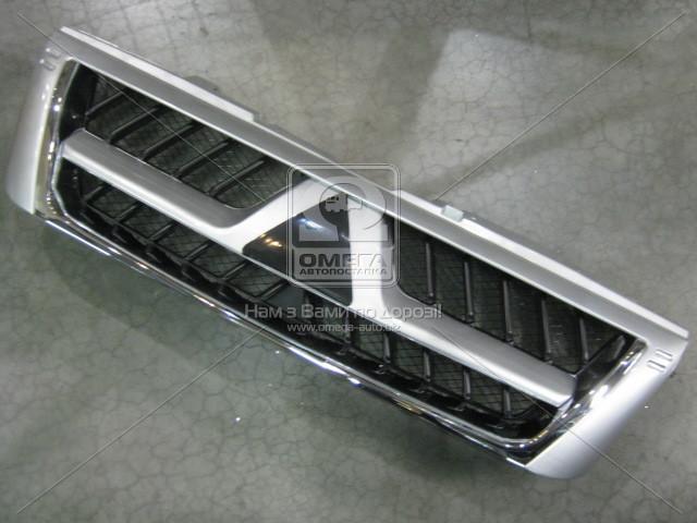 Решетка Mitsubishi Pajero 03-07 (Tempest)