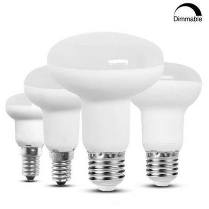 Лампа рефлекторная светодиодная R63 9 Ватт E27