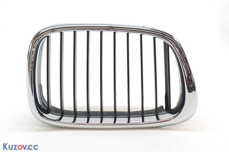 Решетка в капоте лев. BMW 5 E39 (Tempest)