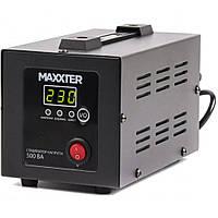 Стабілізатор напруги Maxxter MX-AVR-E500-01