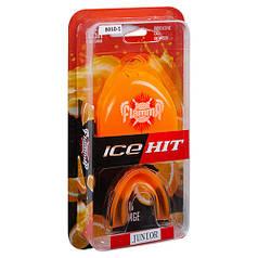 Капа детская/подросток оранжевая с запахом Flamma IceHit Junior