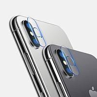 Защитное стекло на камеру для Apple iPhone XS Max, фото 1