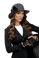 Красива жіночий капелюшок з широкими полями LIDAN