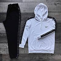 Утепленный спортивный костюм мужской в стиле Nike (Найк)  размер: XS, S, M, L, XL