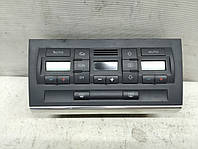 Блок управления печкой климатконтролем Audi A4 B6 8E0820043AA