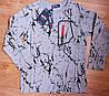 Подростковый реглан, футболка  утепленная для мальчика Венгрия 14 р
