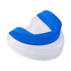 Капа детская/подростковая термопласт, синяя