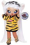 Игровой набор с куклой и мягкой игрушкой Тигр Бьянка Бенгал, 4 сезон, Na! Na! Na! Surprise Bianca Bengal, MGA, фото 4