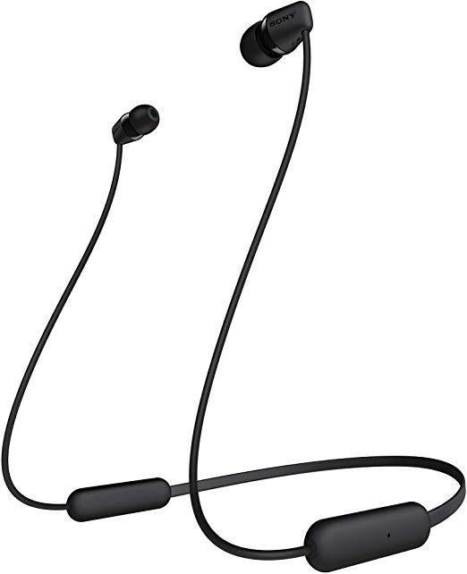 Гарнитура SONY WI-C200 Black (6508332)