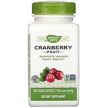 """Плоды клюквы Nature's Way """"Cranberry Fruit"""" 930 мг (180 капсул)"""