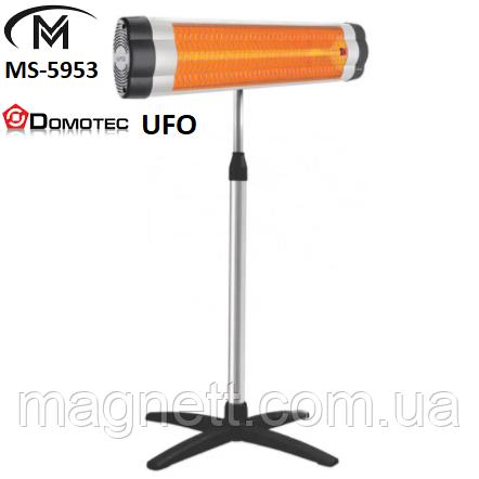 Інфрачервоний обігрівач з пультом Domotec (UFO) 3000w MS 5953