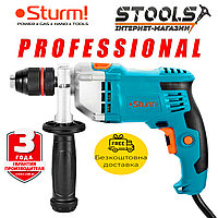 Дрель ударная Sturm ID21105KP (Professional, 1050Вт)
