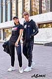 Мужской спортивный костюм тройка:кофта,футболка и штаны., фото 8