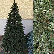 Премиум зеленая 1.8м литая елка искусственная ель литая