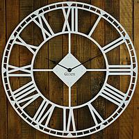 Большие настенные часы Oxford (белые)