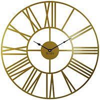 Большие настенные часы Cambridge (бронза)