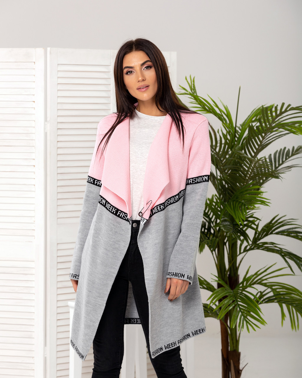 Кардиган женский «FashionWeek»