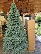 Премиум зеленая 2.3м литая елка искусственная ель литая