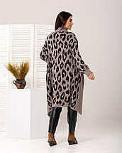 Пальто с леопардовым принтом «Лео», фото 3