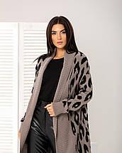 Пальто с леопардовым принтом «Лео», фото 2