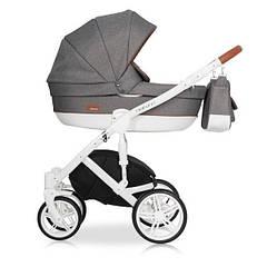 Детская коляска Riko Naturo 04 Antracite